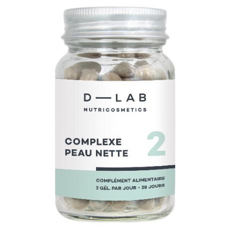 CLEAR SKIN COMPLEX D-LAB...