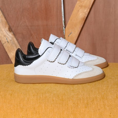 BETH WHITE SNEAKERS ISABEL...