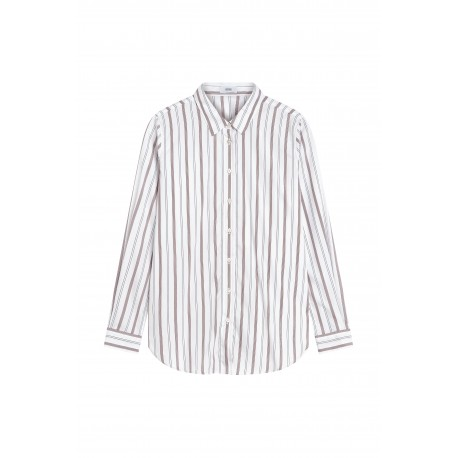 CLOSED STRIPED BLOUSE...
