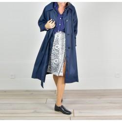 White lace skirt Midi Lizzi Roseanna