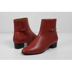 Small heel boots Opera Boots Anne Thomas