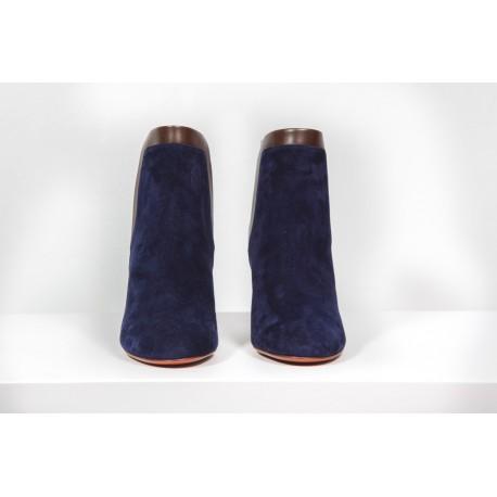 High heel boots 8 cm Sabina Michel Vivien
