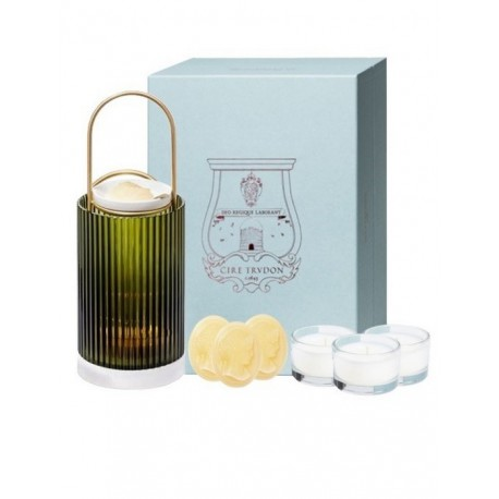 """La Promeneuse""  Cire Trudon for fragrant cameos"