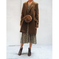 IKEN Double breasted Coat Isabel Marant Etoile