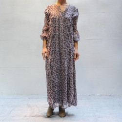 ELLIE long printed dress Isabel Marant Etoile