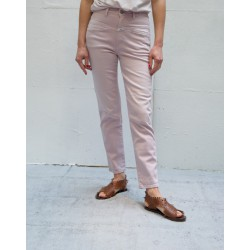 CLOSED Pedal pusher powder rose denim pants