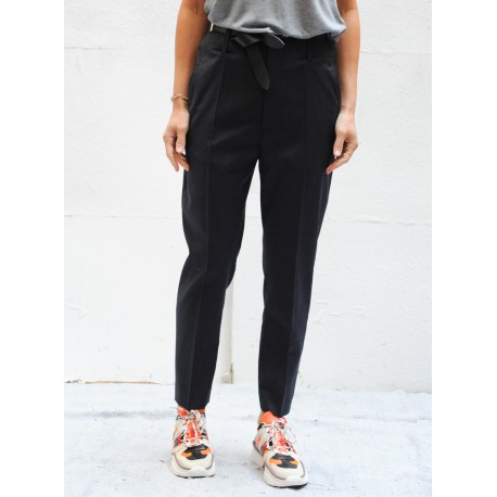 NOAH Prince of wales Super 100 Carrot Pants Isabel Marant Etoile