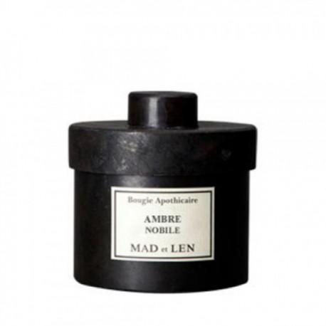 MAD et LEN Apothicaria candle Ambre Nobile 300gr