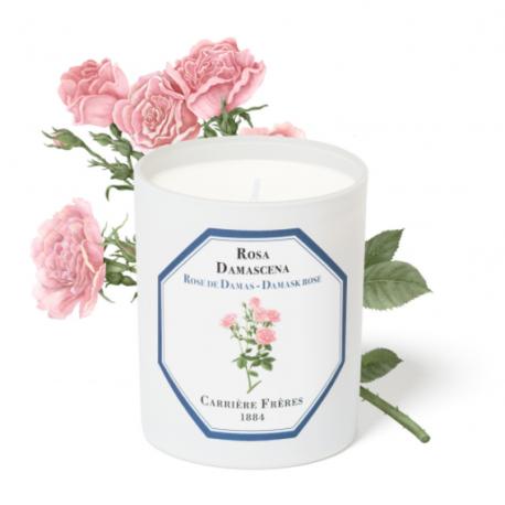 ROSE DE DAMASCUS candle -...