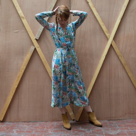 MERCY LIBERTY ROSEANNA ROBE...
