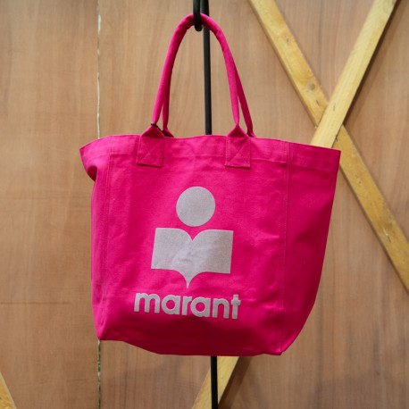 YENKY ISABEL MARANT PINK TOTE