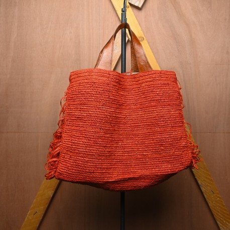 IBELIV ONJA BAG ORANGE
