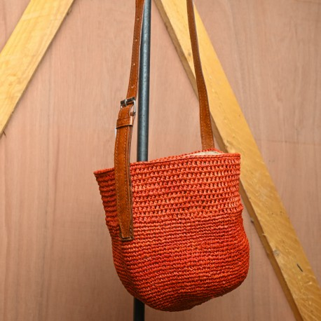 IBELIV SAINA ORANGE BAG