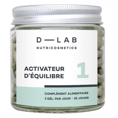 ACTIVATEUR D'ÉQUILIBRE...